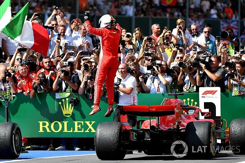 F1 Debrief: Mercedes melts under Ferrari heat as title war takes off
