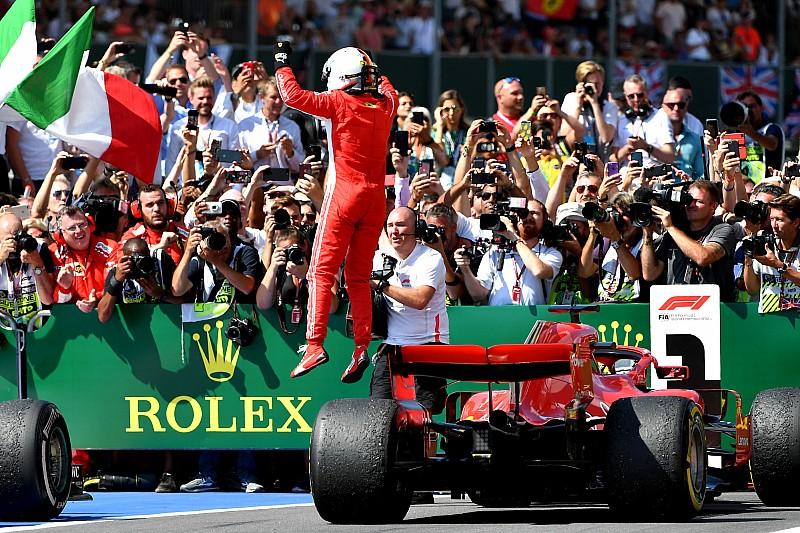 Гран При Великобритании: лучшие фото воскресенья