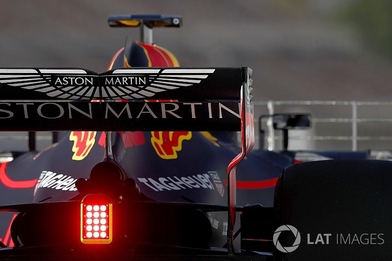 "Le projet F1 d'Aston Martin ""prend de la vitesse"""