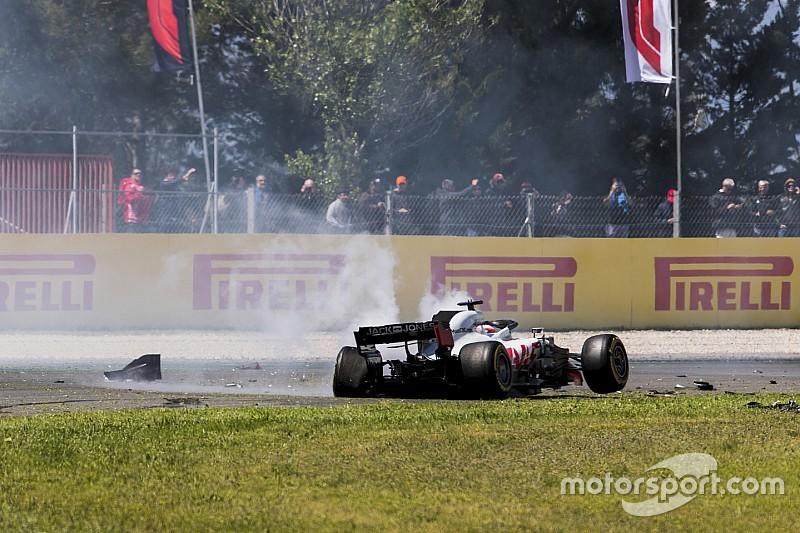 Grosjean trots op comeback in strijd met Magnussen