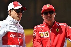 "Ericsson suspected Raikkonen move was ""bad news"""