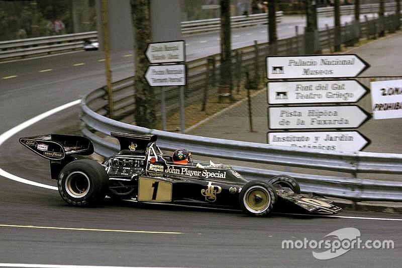 Diaporama - Toutes les victoires d'Emerson Fittipaldi en F1