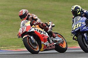 """Marquez over spraakmakende inhaalbeweging op Rossi: """"Ik deed niets geks"""""""
