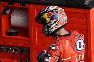 Ducati déjà au pied du mur au terme de la première journée