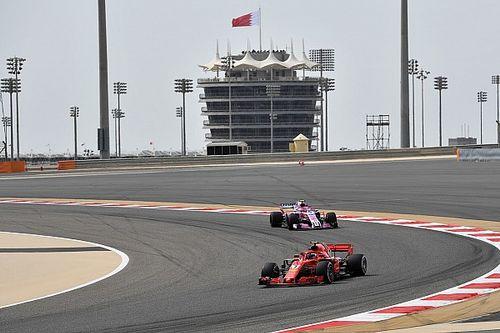 الفورمولا واحد تتخلى عن خطط إقامة التجارب الشتوية في البحرين