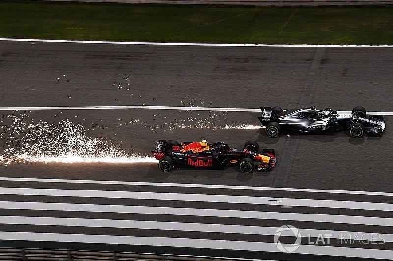 """Hamilton: Red Bull """"not on the same level"""" as Mercedes, Ferrari"""