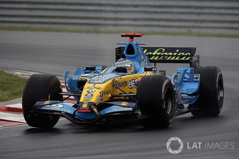 In beeld: Alle F1-wagens van Renault sinds 1977
