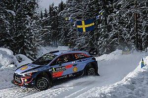 İsveç Rallisi: Neuville lider, ilk üç Hyundai sürücülerinin