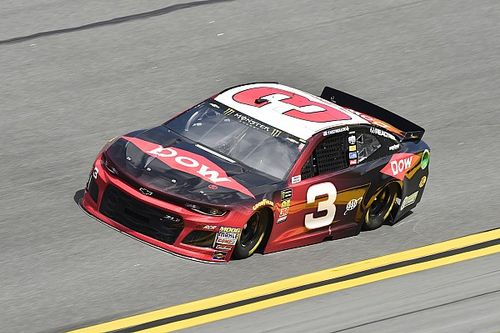 Austin Dillon draws pole position for the Clash at Daytona