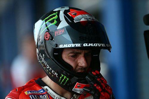 """Lorenzo torna sulla GP17, ma: """"...al momento scelgo la moto nuova"""""""