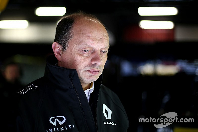 Sauber names ex-Renault's Vasseur as team principal