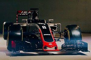 精彩图集: 哈斯F1赛车 VF-16,还以为是战斗机型号
