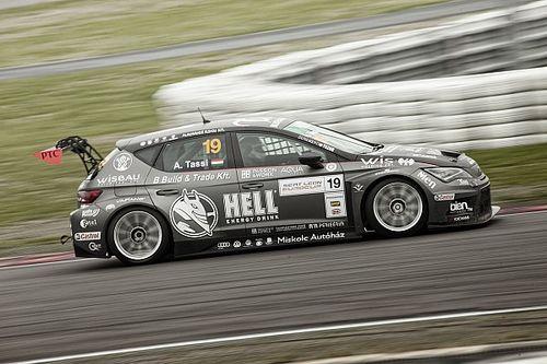 Il terzo pilota del B3 Racing Team è il 16enne Attila Tassi