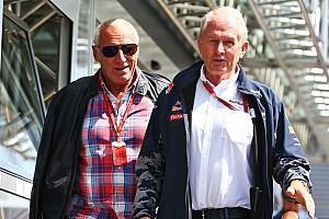 Marko ontkracht geruchten: Mateschitz wilde F1 niet verlaten