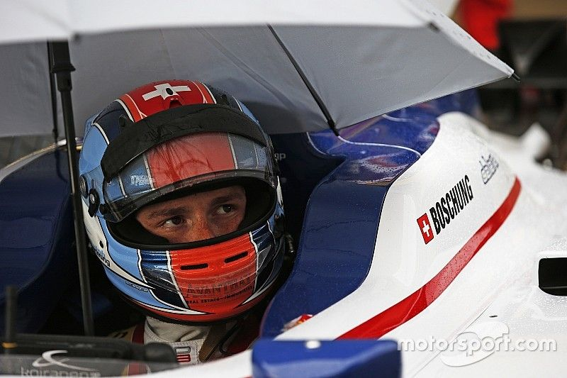 Red Bull Ring GP3: Boschung wins wet race under safety car