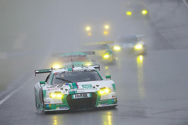 VLN 4: De Phillippi/Mies schwimmen für Audi zum Nordschleifen-Sieg