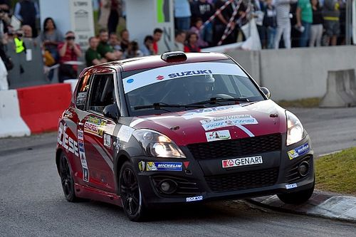 Suzuki Rally Cup: Peloso ci ha preso gusto, bis alla Marca