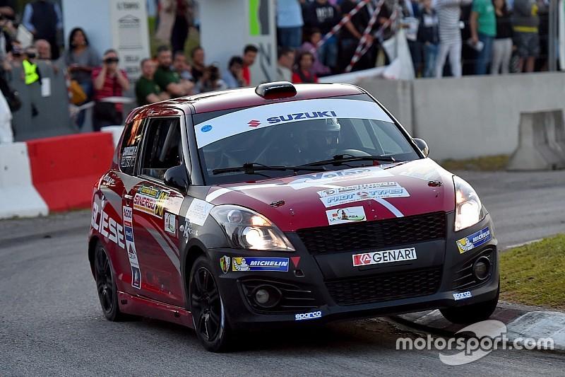 """Suzuki Rally Cup: i """"Play-Off"""" a San Martino di Castrozza"""