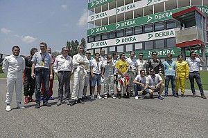 """Minardi: """"Ieri a Imola mi ha colpito la presenza di tanti giovani"""""""
