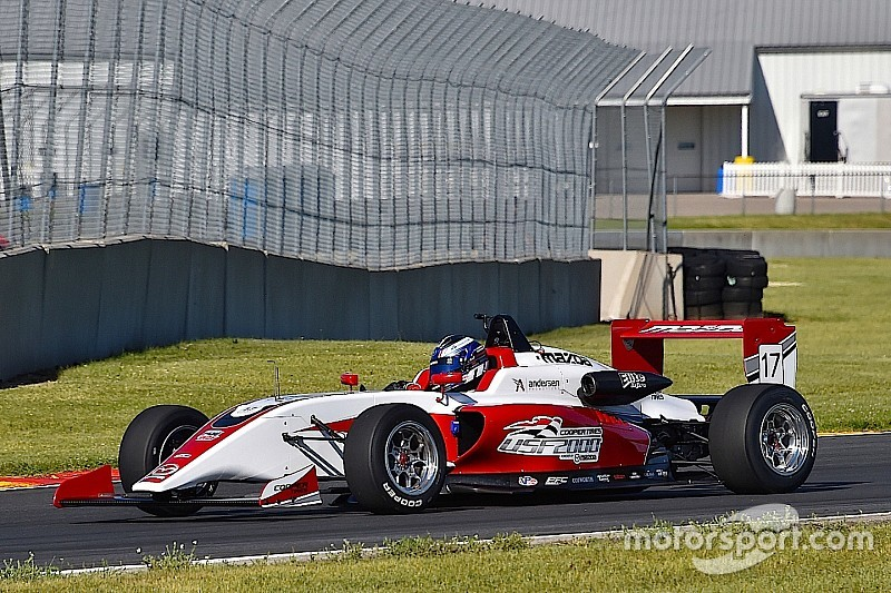 Pabst signs Kohl for his second USF2000 season