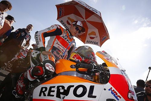 """Champion Marquez guns for repeat win at """"special"""" Phillip Island"""