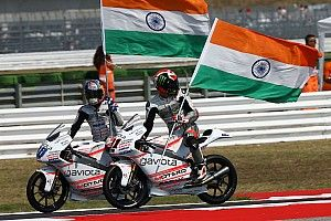 Mahindra Q&A: From Moto3 outsider to contender