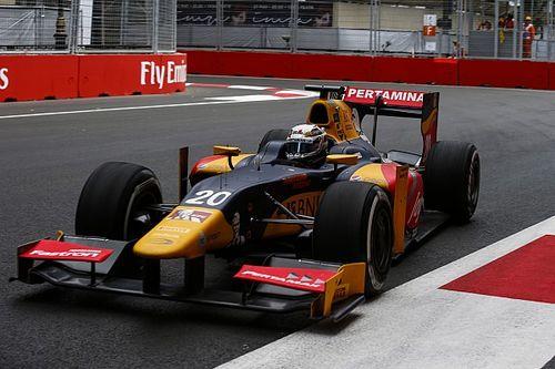 Baku GP2: Giovinazzi comes through total chaos for maiden win