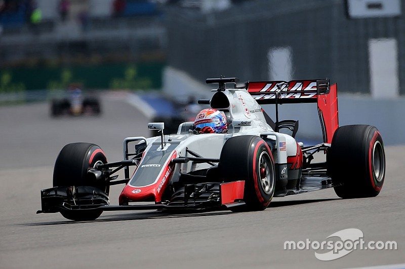 No Q3 for Haas F1 Team at Sochi