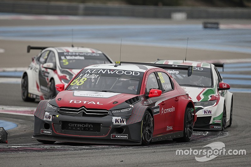 Muller and Monteiro at odds on race two clash​​