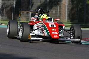 Formula 4 Qualifiche Una pole a testa per Mick Schumacher e Marcos Siebert ad Imola
