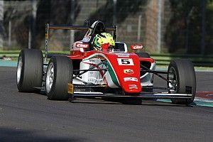 Mick Schumacher az olasz F4-es címet is elbukta