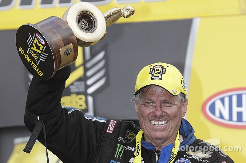 John Force to be inducted into California Sports Hall of Fame