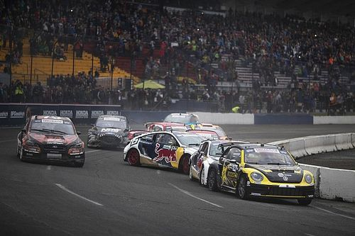 Global Rallycross returns to Evergreen Speedway with doubleheader