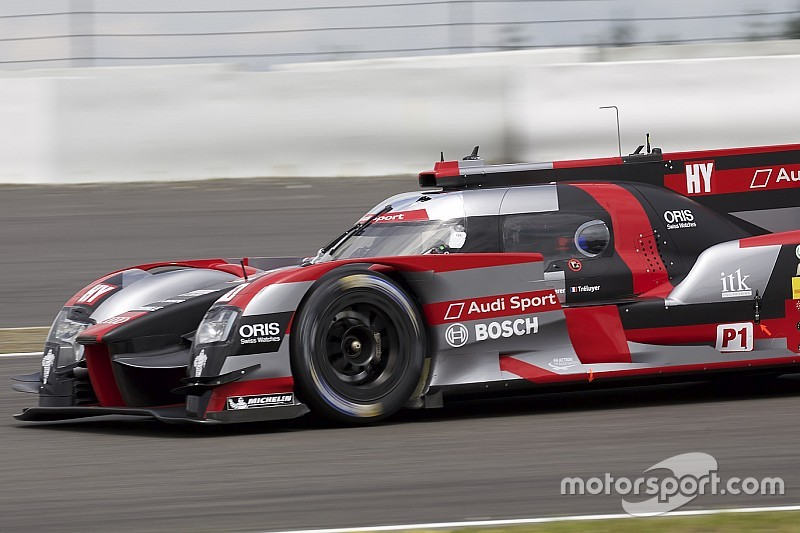 Mexico WEC: Audi scores 1-2 in opening practice session