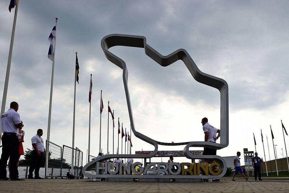 SEXTA-LIVRE: Verstappen X Hamilton na pista e Bottas líder: os treinos livres na Hungria para o GP da F1