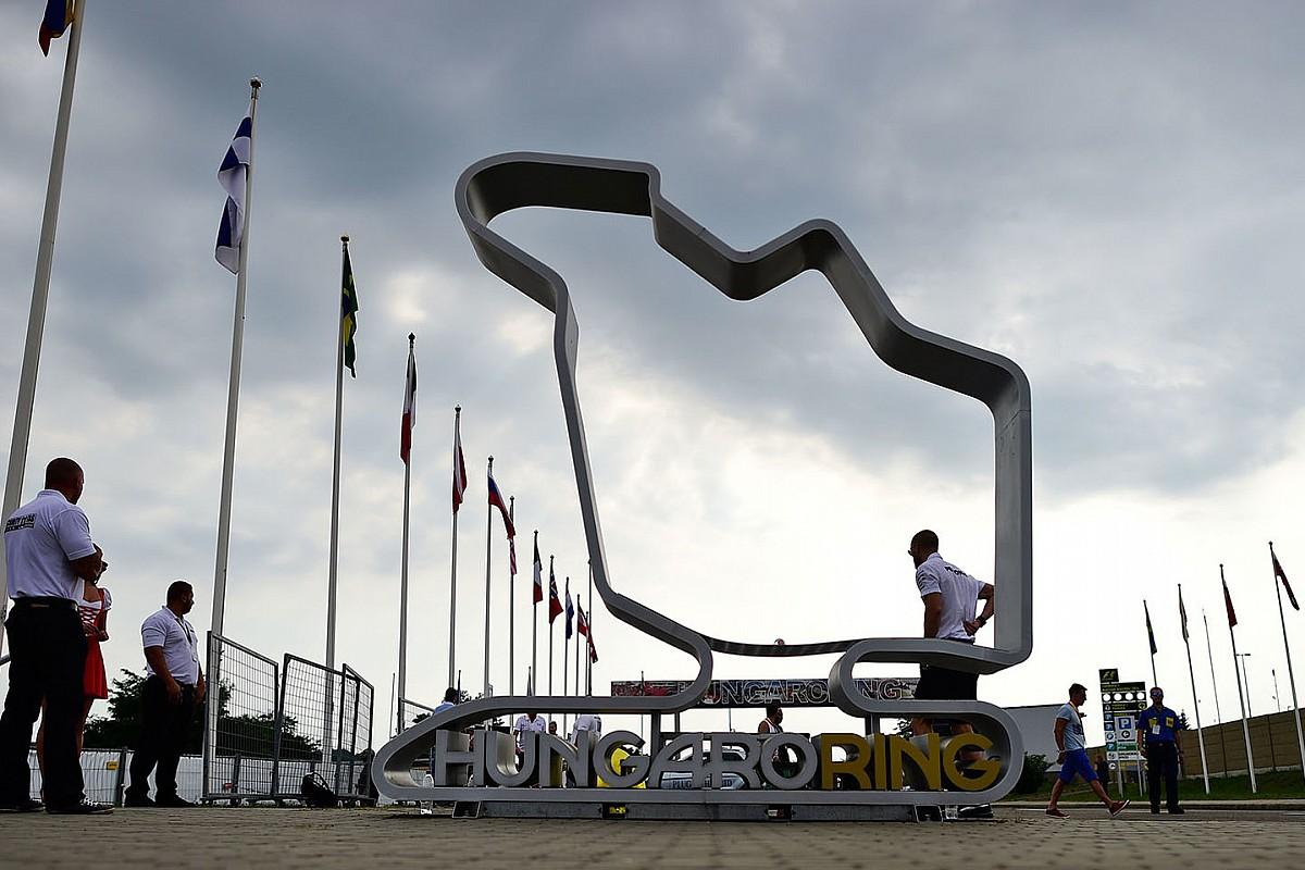 Időjárás a Magyar Nagydíjon: zivatarok zavarhatják meg a versenyhétvégét