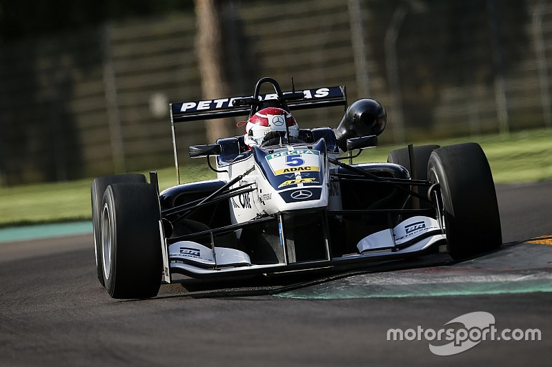 Piquet sticks with Van Amersfoort for second European F3 season