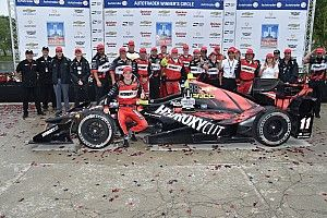 """""""I thought the strategy was a mess!"""" says winner Bourdais"""