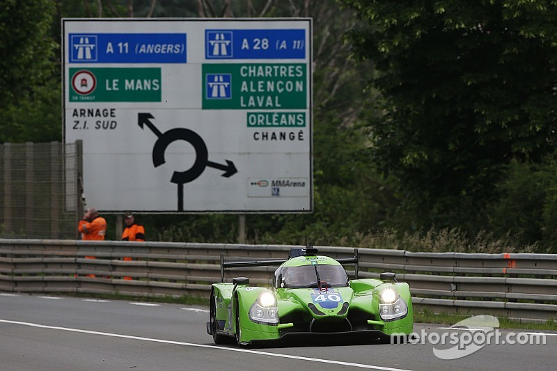 Barbosa reunited with Krohn Racing, has extra incentive in LM P2 car