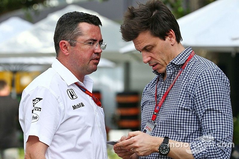 McLaren in legal dispute with Mercedes over engineer