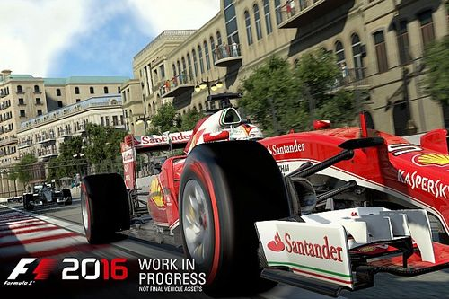 F1 2016 duyuruldu