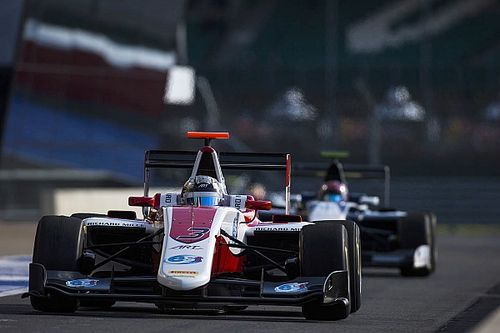 Silverstone GP3: Albon leads dominant ART 1-2 in feature race