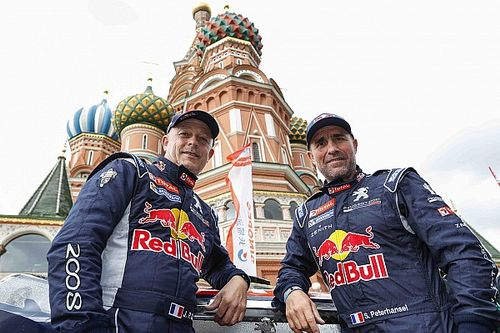 2016 Silk Way Rally: New horizons as team Peugeot resumes its CCR programme