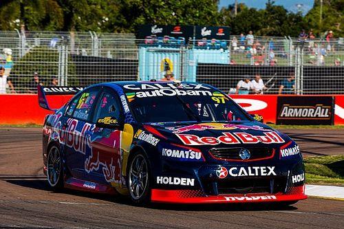 Townsville Supercars: Van Gisbergen takes provisional Sunday pole