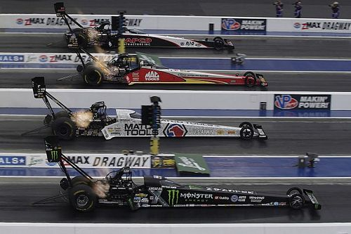 Hagan, Torrence, Anderson and Krawiec LEAD Friday Qualifying at Four-Wide Nationals