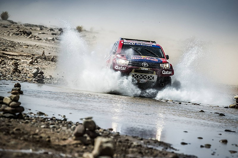 Al-Attiyah dominates Rally Morocco, Sainz takes second