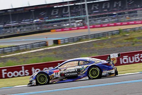 スーパーGT第7戦タイ予選(GT500):関口/国本組の19号車がPP。牧野衝撃のデビュー戦予選2位