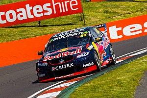 Supercars Practice report Bathurst 1000: Whincup pips Coulthard in third practice