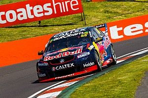Bathurst 1000: Whincup pips Coulthard in third practice
