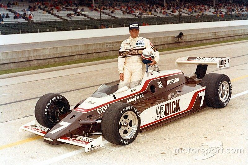 Former Indy car racer Bill Alsup dies